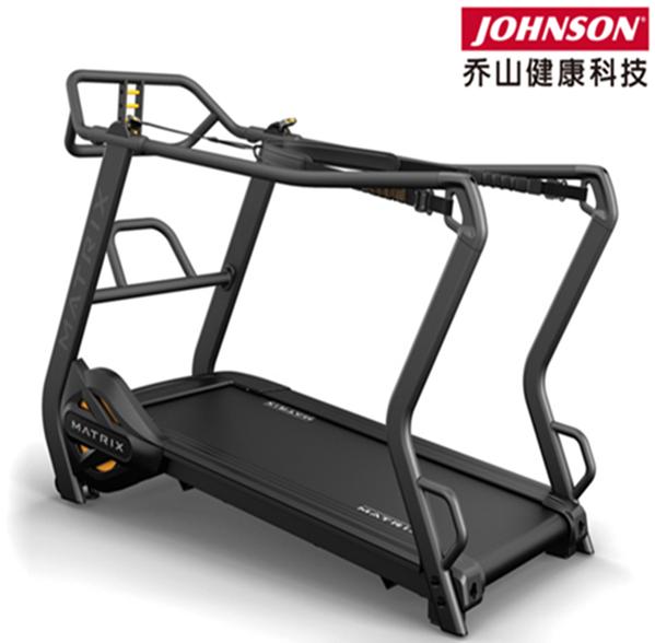 乔山跑步机Matrix S-Drive 阻尼无动力专业体能HIIT重力训练私教