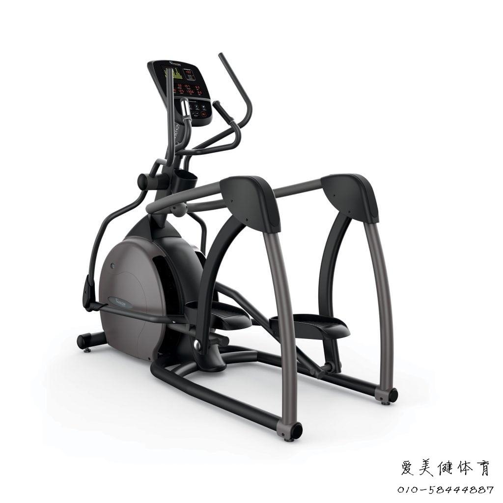 美国乔山椭圆机S60自发电悬挂式登山踏步机静音豪华家用健身器材
