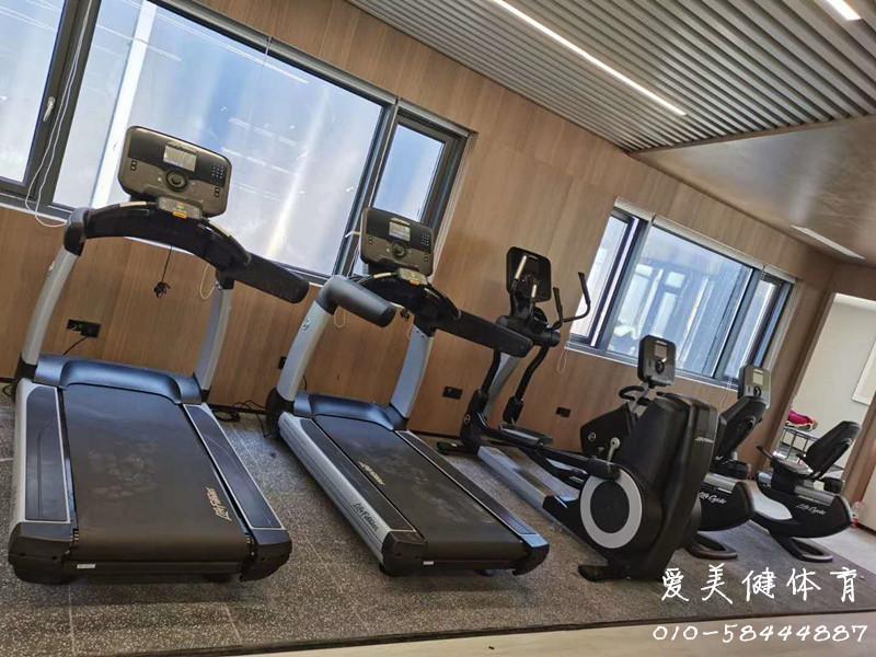 家庭精品健身房高端健身器材案例分享