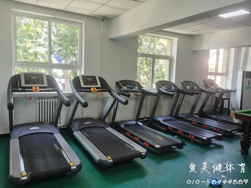 某单位健身活动室