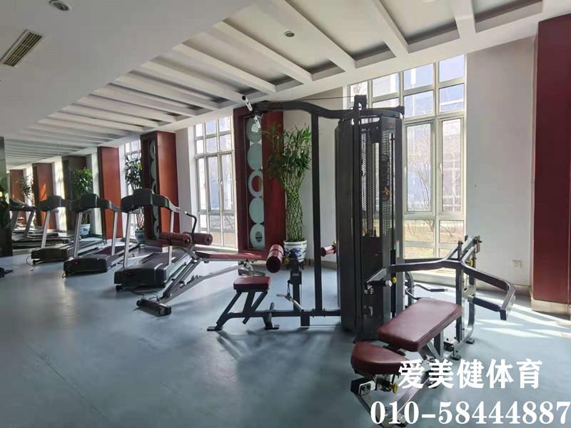 北京市昌平区邙山某单位健身房活动室